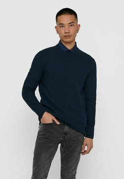 Only & Sons - Maglione - dress blues
