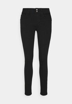 TOM TAILOR - ALEXA - Jeans Skinny Fit - black denim