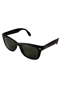Ray-Ban - 0RB4105 FOLDING WAYFARER - Solbriller - black