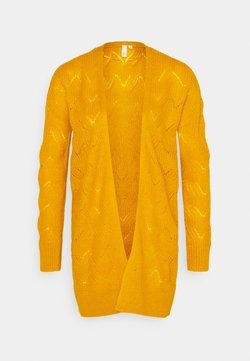 Q/S designed by - Strickjacke - golden yellow