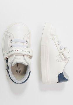 Tommy Hilfiger - Sneakers laag - white/blue/red