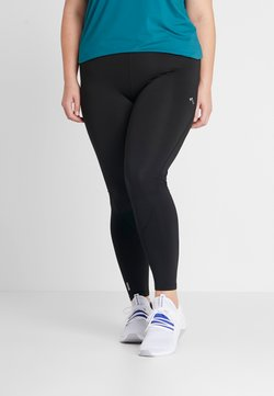 ONLY Play - ONPGILL TRAINING CURVY OPUS - Tights - black