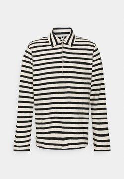 ARKET - SWEATER - Sweatshirt - black stripe