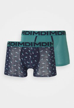 DIM - MIX AND FANCY 2 PACK - Shorty - vert viride