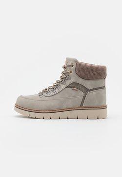 XTI - Korte laarzen - beige