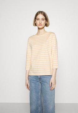 Marimekko - ILMA  - Langarmshirt - off white/light apricot