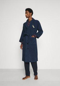 Lousy Livin Underwear - BATHROBE BANANAS - Dressing gown - navy