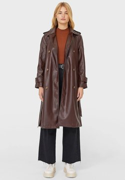Stradivarius - Trench - brown