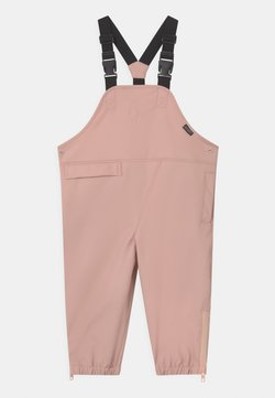Gosoaky - PRINCE OF FOXES UNISEX - Regnbyxor - evening pink