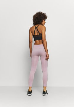 ONLY Play - ONPMIRA LOUNGE  - Tights - elderberry