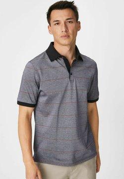 C&A Premium - Poloshirt - mottled dark blue