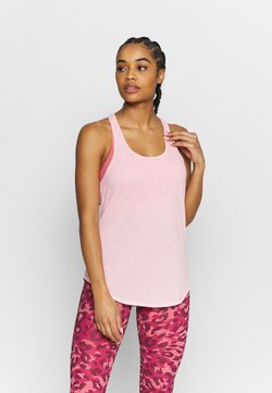 Cotton On Body - TRAINING TANK - Top - light pink