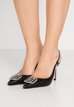 HUGO - PIPER SLING - High Heel Pumps - black