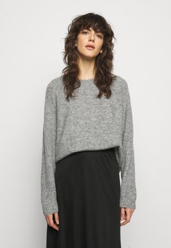 By Malene Birger - ANA - Sweter - medium grey melange