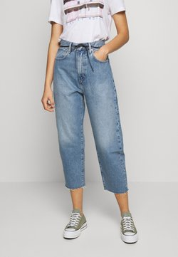 Levi's® Made & Crafted - BARREL - Jeans baggy - palm blues