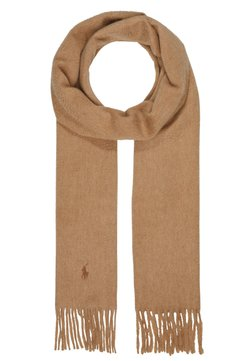 Polo Ralph Lauren - SCARF - Sciarpa - camel melange