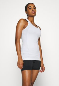 Sweaty Betty - ATHLETE SEAMLESS WORKOUT - Top - white
