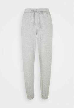 Missguided Tall - JOGGERS - Træningsbukser - grey