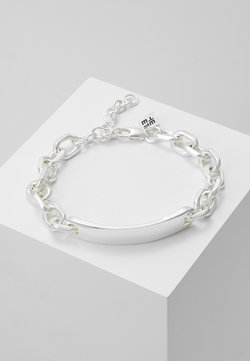 Wild For The Weekend - BREAK ENTER CHAIN BRACELET - Armband - silver-coloured