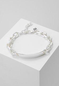 Wild For The Weekend - BREAK ENTER CHAIN BRACELET - Bracelet - silver-coloured