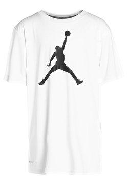 Jordan - JUMPMAN LOGO - Printtipaita - white