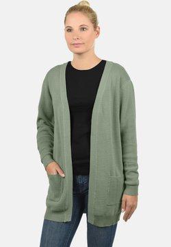 Desires - STRICKJACKE RIRI - Vest - green