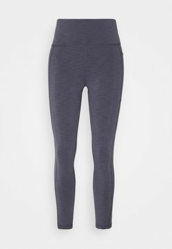 Sweaty Betty - SUPER SCULPT 7/8 YOGA LEGGINGS - Tights - fig purple