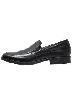Clarks - TILDEN FREE  - Business-Slipper - black