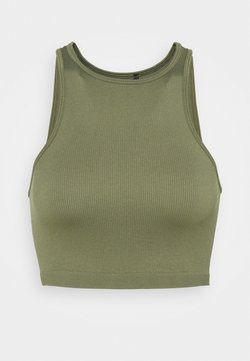Zign - TOP-SEAMLESS - Top - light green
