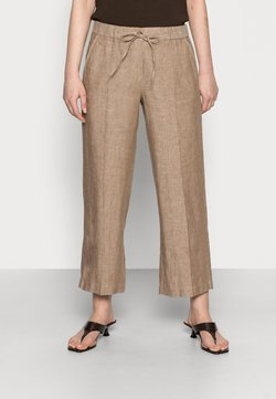 Opus - MARITTA - Trousers - maple