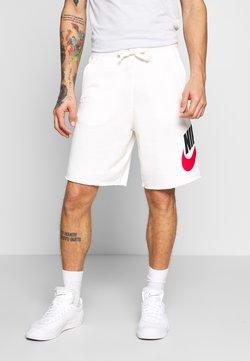 Nike Sportswear - M NSW HE FT ALUMNI - Shorts - sail