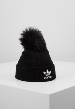 adidas Originals - POM BEANI - Pipo - black