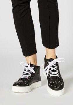 Felipa - Sneakers hoog - black