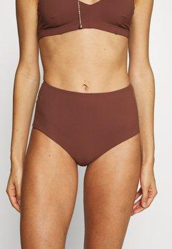 Filippa K - HIGH BRIEF - Bikini-Hose - burnt rose