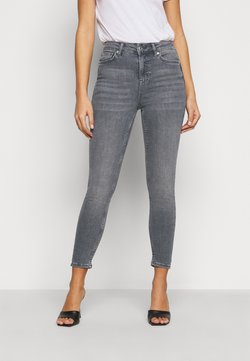 New Look Petite - LIFT AND SHAPE - Jeans Skinny Fit - dark grey