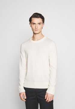 ARKET - JUMPER - Stickad tröja - white dusty
