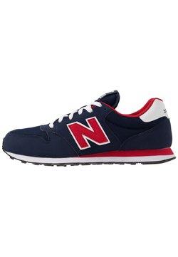 New Balance - 500 - Sneakersy niskie - navy