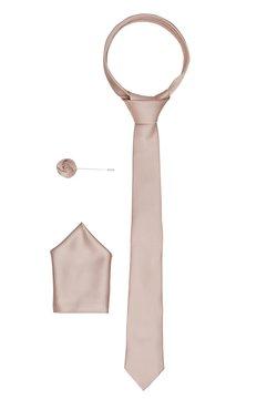 Topman - POCKET AND BAR SET - Einstecktuch - pink