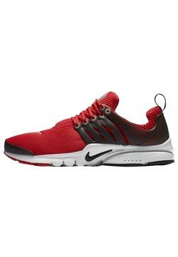 Nike Sportswear - Matalavartiset tennarit - university red/black/cool grey/black