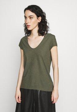 DRYKORN - AVIVI - T-Shirt basic - olive