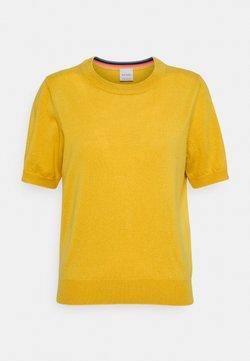 Paul Smith - Basic T-shirt - yellow