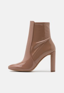 ALDO - AURELLANE - High heeled ankle boots - bone