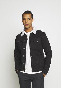 Denim Project - KASH JACKET - Veste en jean - black