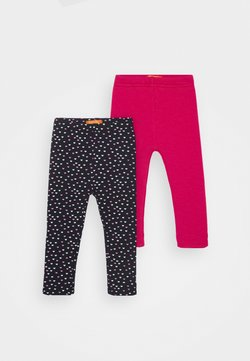 Staccato - THERMO 2 PACK - Legging - dark blue/pink