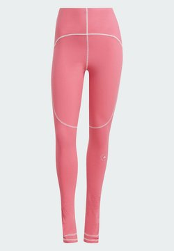 adidas by Stella McCartney - ADIDAS BY STELLA MCCARTNEY TRUESTRENGTH YOGA LEGGINGS - Tights - pink