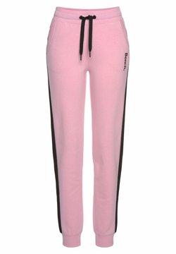 Bench - Jogginghose - rosa-schwarz