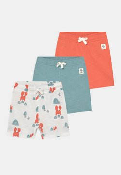 Marks & Spencer London - BABY CRAB 3 PACK - Shorts - ivory