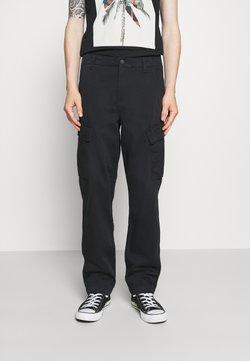Levi's® - XX TAPER CARGO II - Cargo trousers - jet black