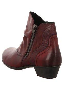 Remonte - Ankle Boot - chiantiburgundbord