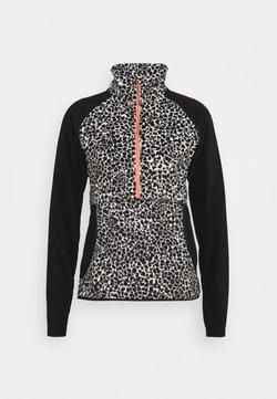 Roxy - CASCADE - Bluza z polaru - true black